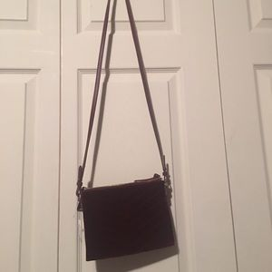 NWT Old Navy Velvet Crossbody